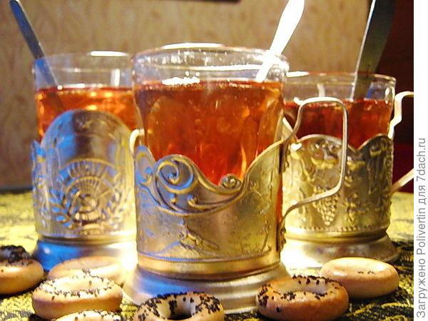 светящийся чай:)