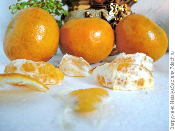 мандариновый аромат