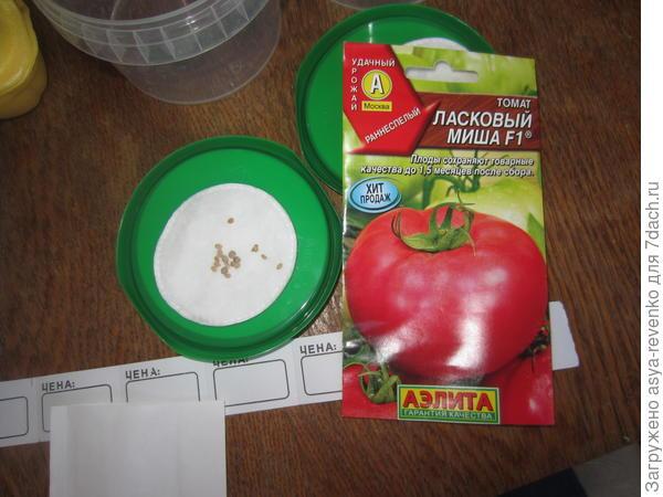 семена плюс пакет
