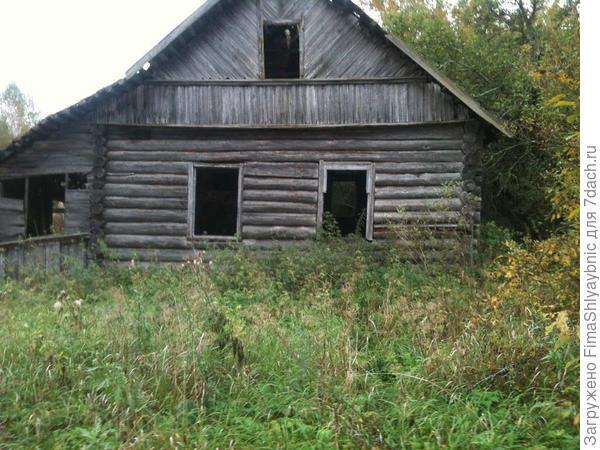 Один из домов Вярьмово