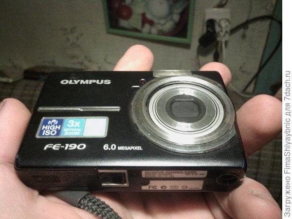 Фотоаппарат Olimpus FЕ-190