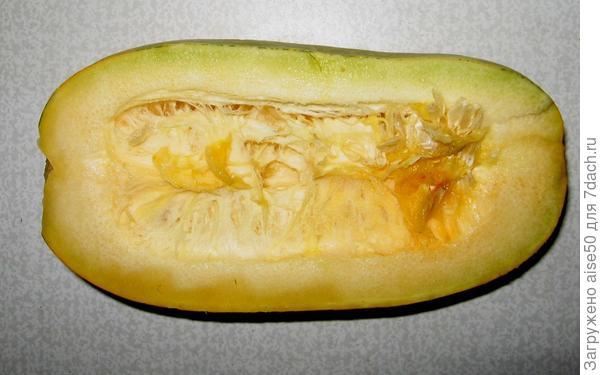 Кабачок, запеченный с творогом - пошаговый рецепт приготовления с фото