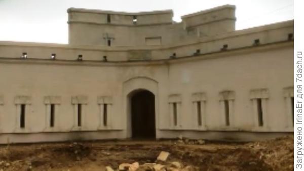 Бастионная башня