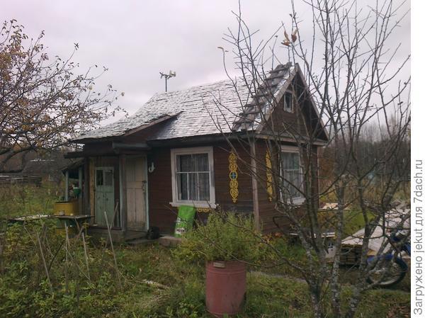 Мой дачный домик
