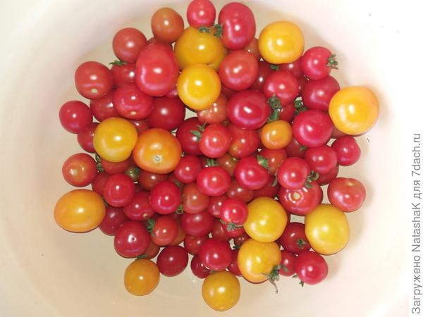 Маринованные помидорки с ароматом корицы и гвоздики - пошаговый рецепт приготовления с фото