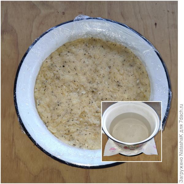 Сыр из деревенского молока и творога с прованскими травами. Пошаговый рецепт с фото