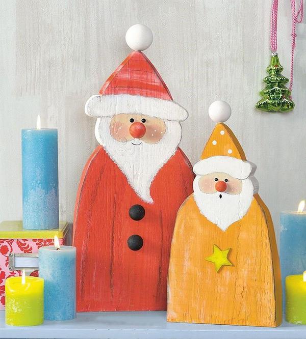 Дед-мороз и звездочет