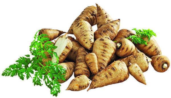 У корнеплода кервеля корневого, или кервельной репы, необычный каштановый вкус. Высевать растение нужно поздней осенью, поскольку семена без воздействия холода не прорастут.