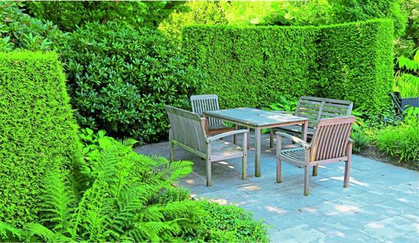 Расслабляться приятно и полезно не только в комфортной, но и в красивой обстановке