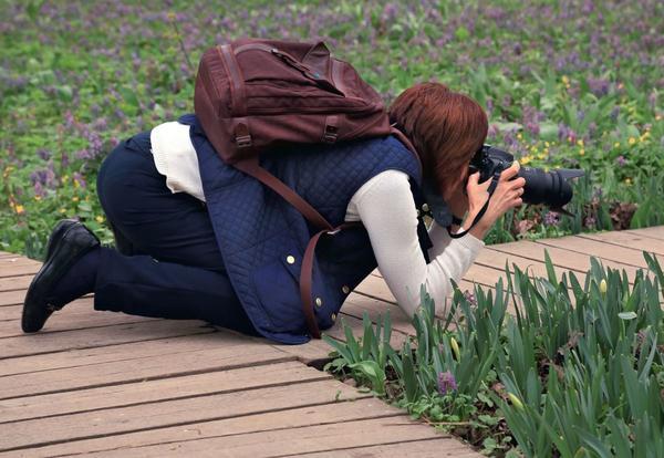 Соавторов у каждого снимка всегда два - фотограф и его камера.