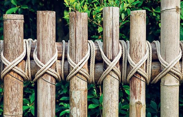 Бамбуковая ширма – удобно, функционально и эстетично