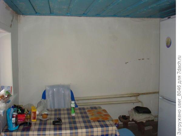 маленький домик до ремонта