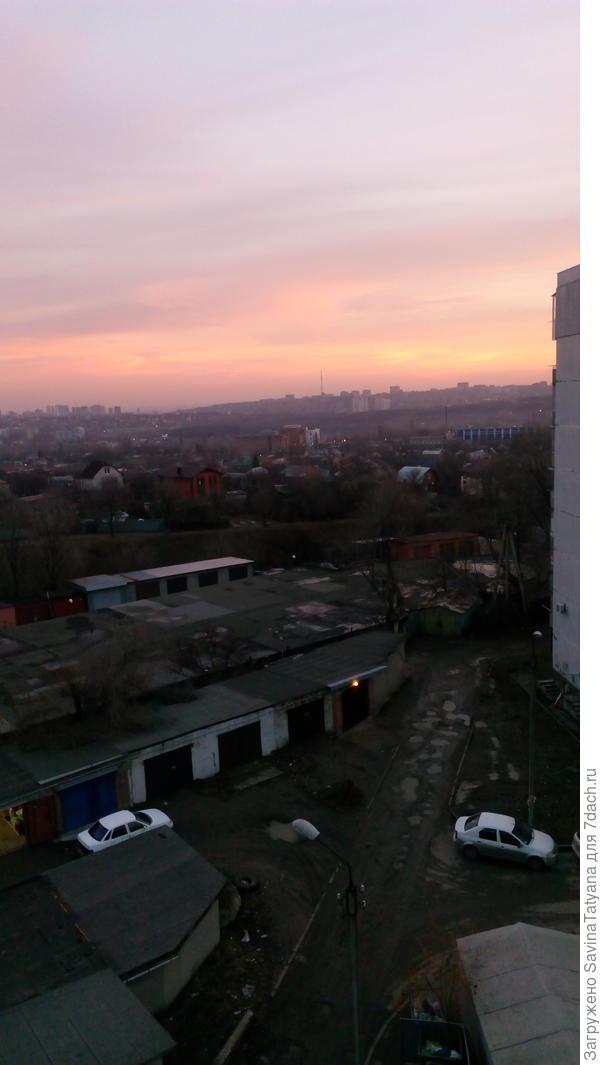 Вот так в Ростове-на-Дону выглядит декабрь,  стабильно + 6-9 градусов, сыро и сЕро