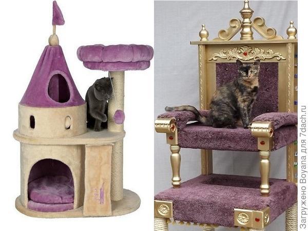 Дворец и трон для титулованных особ. Фото с сайта https://ru.pinterest.com/