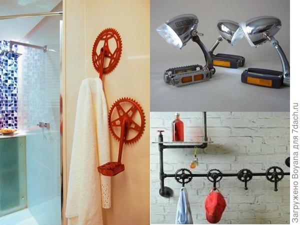 Различные вещи из мелких деталей. Фото с сайта ru.pinterest.com
