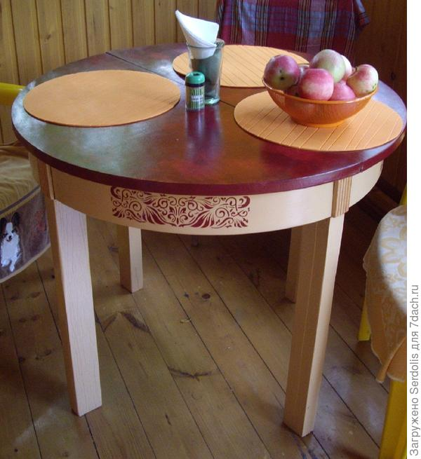 бабушкин стол