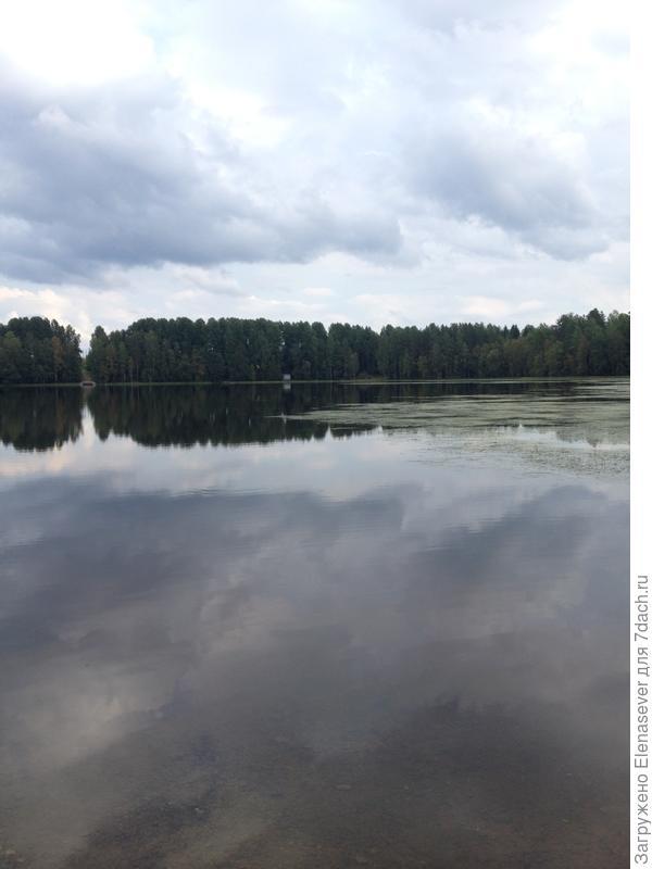озеро Чогозеро