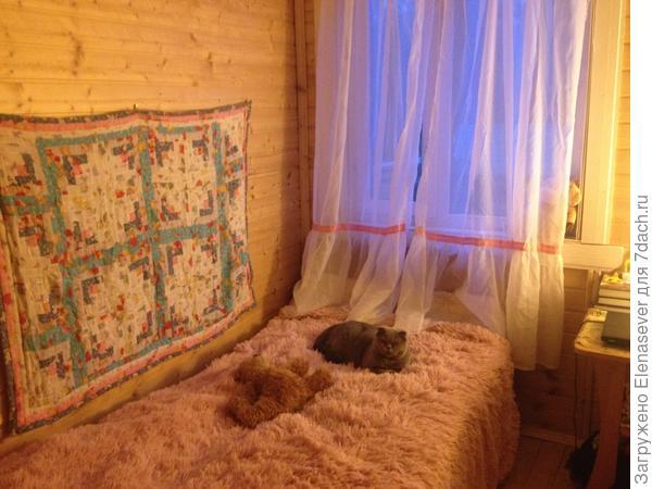 комната для дочки