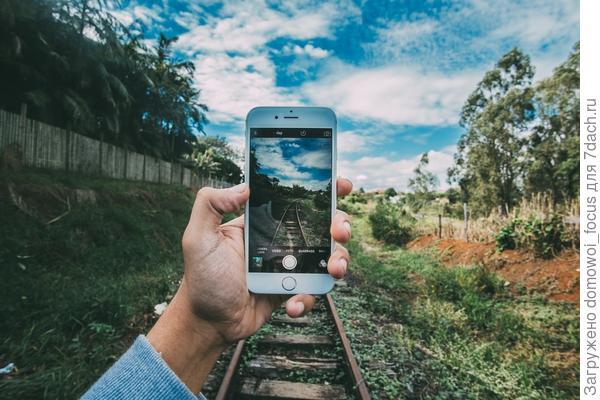 Снимки на смартфон сегодня стали повседневностью