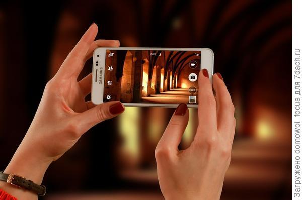 Фотоаппарат или смартфон?