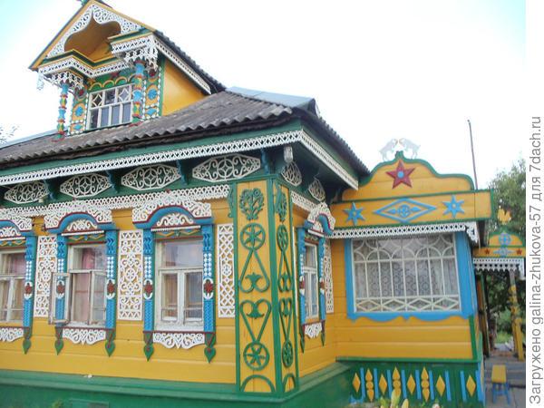 мой домик в Ярославской обл.