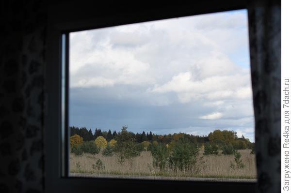 Из другого окна тоже жизнь прекрасная видна.