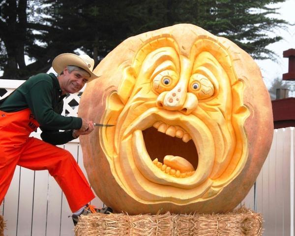 Страшно? То-то же! Фото с сайта pumpkinfest.miramarevents.com