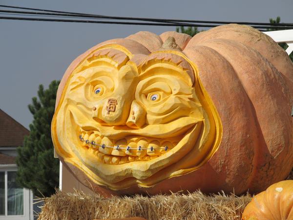 Веселая тыква. Фото с сайта farm4.staticflickr.com