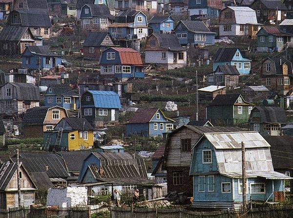 Дачный поселок. Фото с сайта cdn.mesto.ru