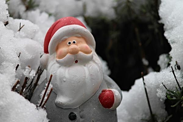 А Дедушка Мороз никого без подарков не оставил...