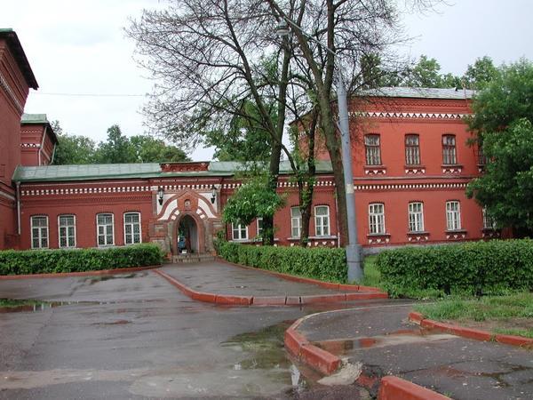 Больница Канатчикова Дача. Фото с сайта static.panoramio.com
