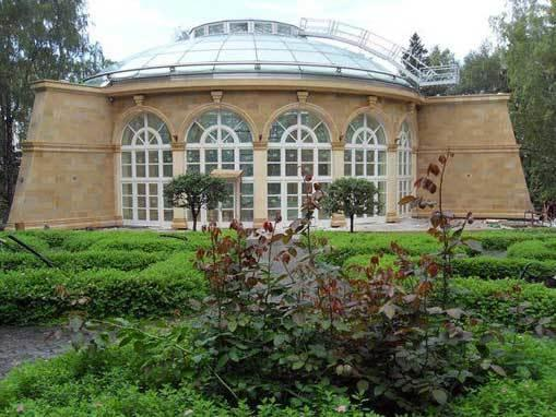 Оранжерея сусловской дачи. Фото с сайта rospres.org