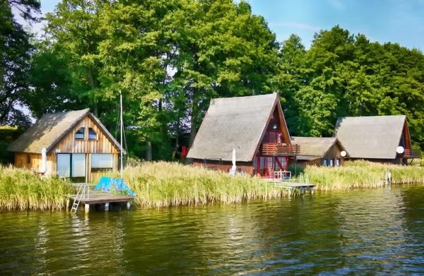 Поселок для загородного отдыха в Германии. Фото с сайта awd.ru