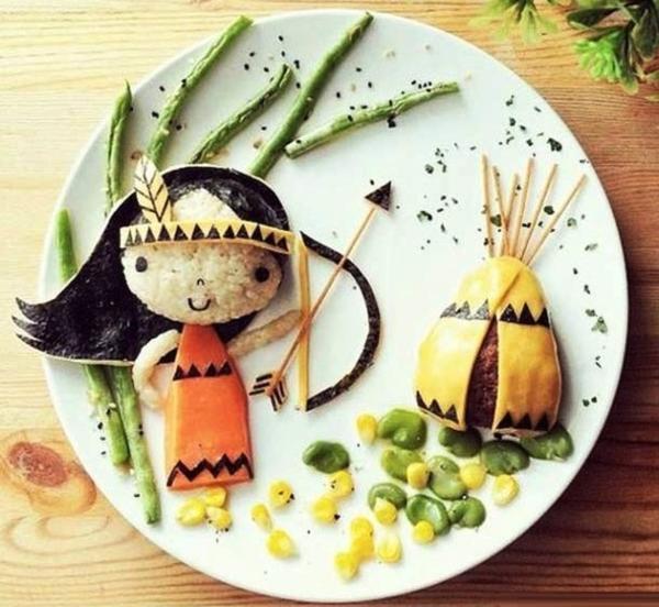 Покахонтас. Творчество Саманты Ли. Фото с сайта ufunk.net
