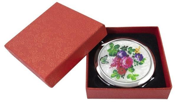 Зеркальце в подарочной упаковке. Фото с сайта fix-price.ru