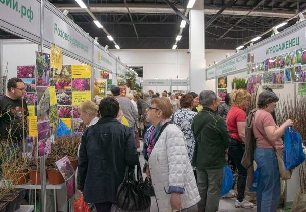 Выставка-ярмарка Фазенда - лучший проект для садоводов и огородников России