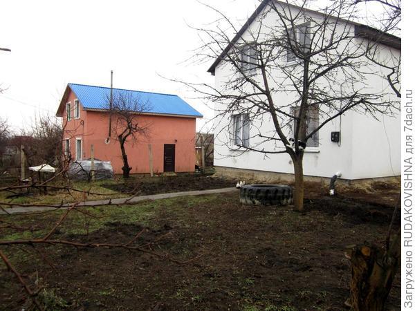 дом и участок под огород