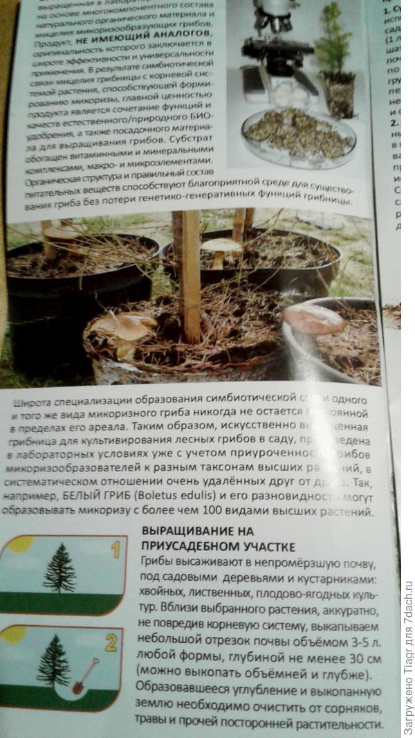 буклет с инструкцией и описанием