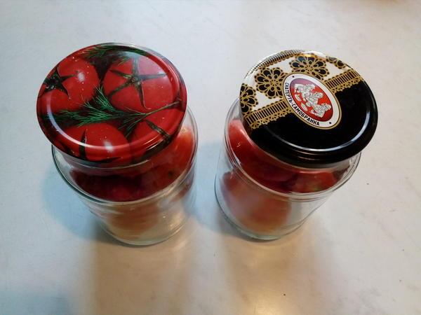 Маринованные помидоры - пошаговый рецепт приготовления с фото