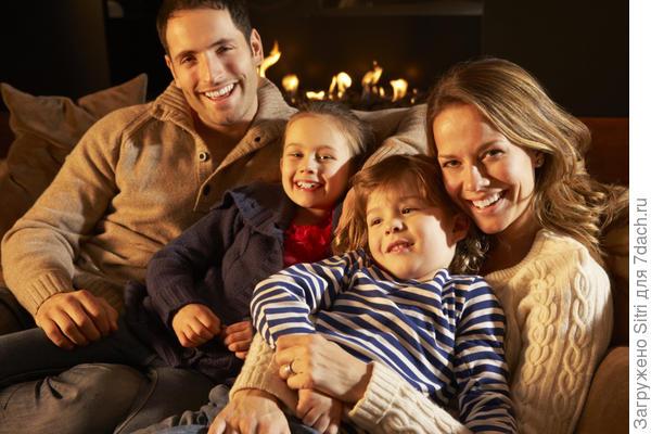 Общение с родными и близкими