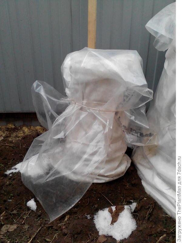 Зонт от влаги из полиэтиленовой пленки. Самое главное - защита сверху. Если контакт сбоку - ничего страшного