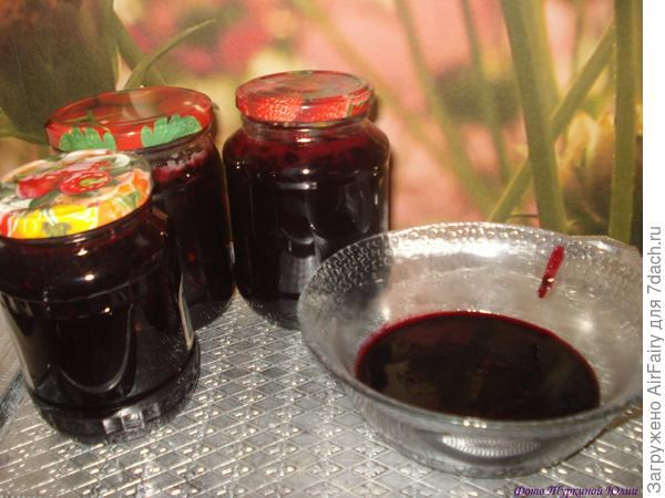 Джем из черной смородины - пошаговый рецепт приготовления с фото