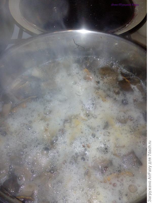 Замороженные грибочки - пошаговый рецепт приготовления с фото