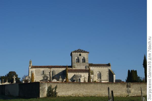 Церковь и последний приют