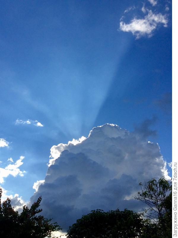 Разверзглись небеса