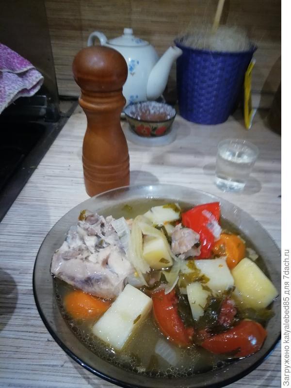 Приятного аппетита))