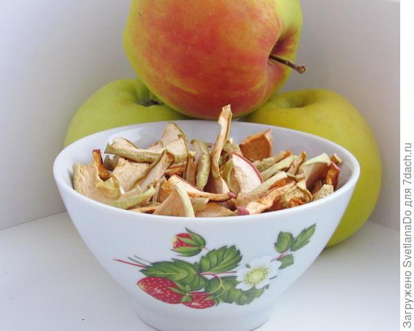 сушеночка яблочная