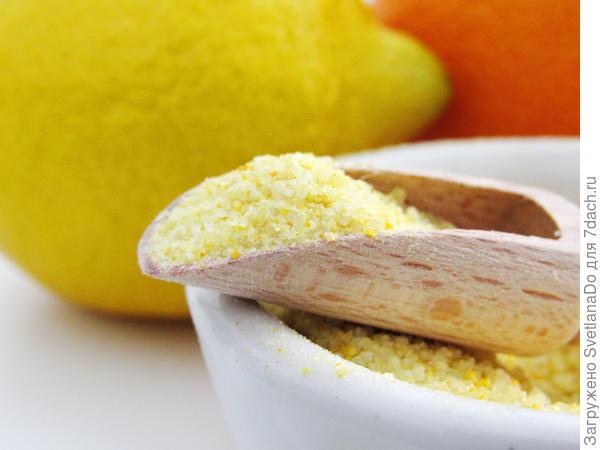цитрусовая соль