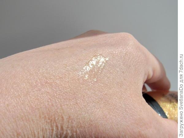 бронзовый на руке