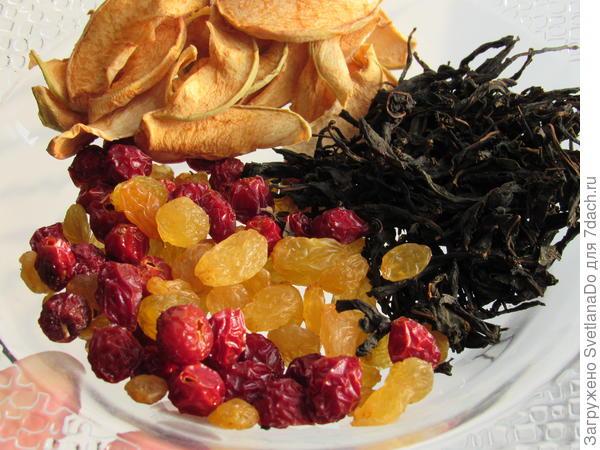 Иван-чай и вкусные сушеные разности